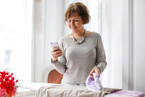 Tech Solutions Help Self-Isolating Seniors Connect to Family